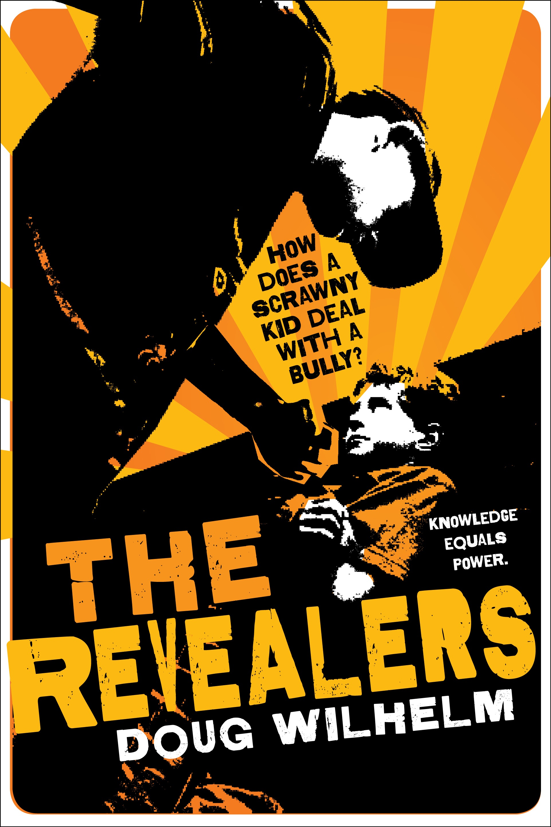 REVEALERS front cover