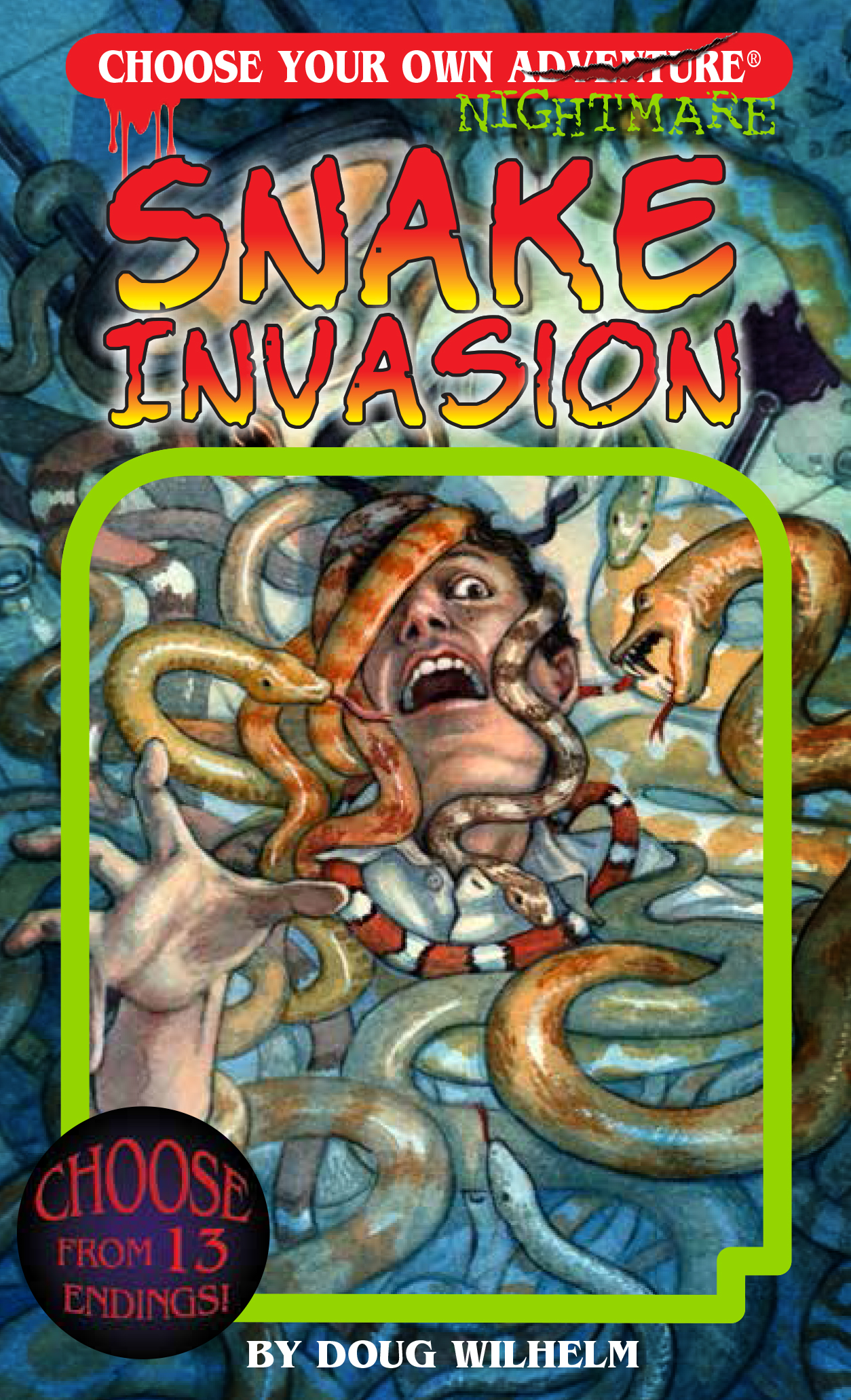 Snake Invasion cover RGB