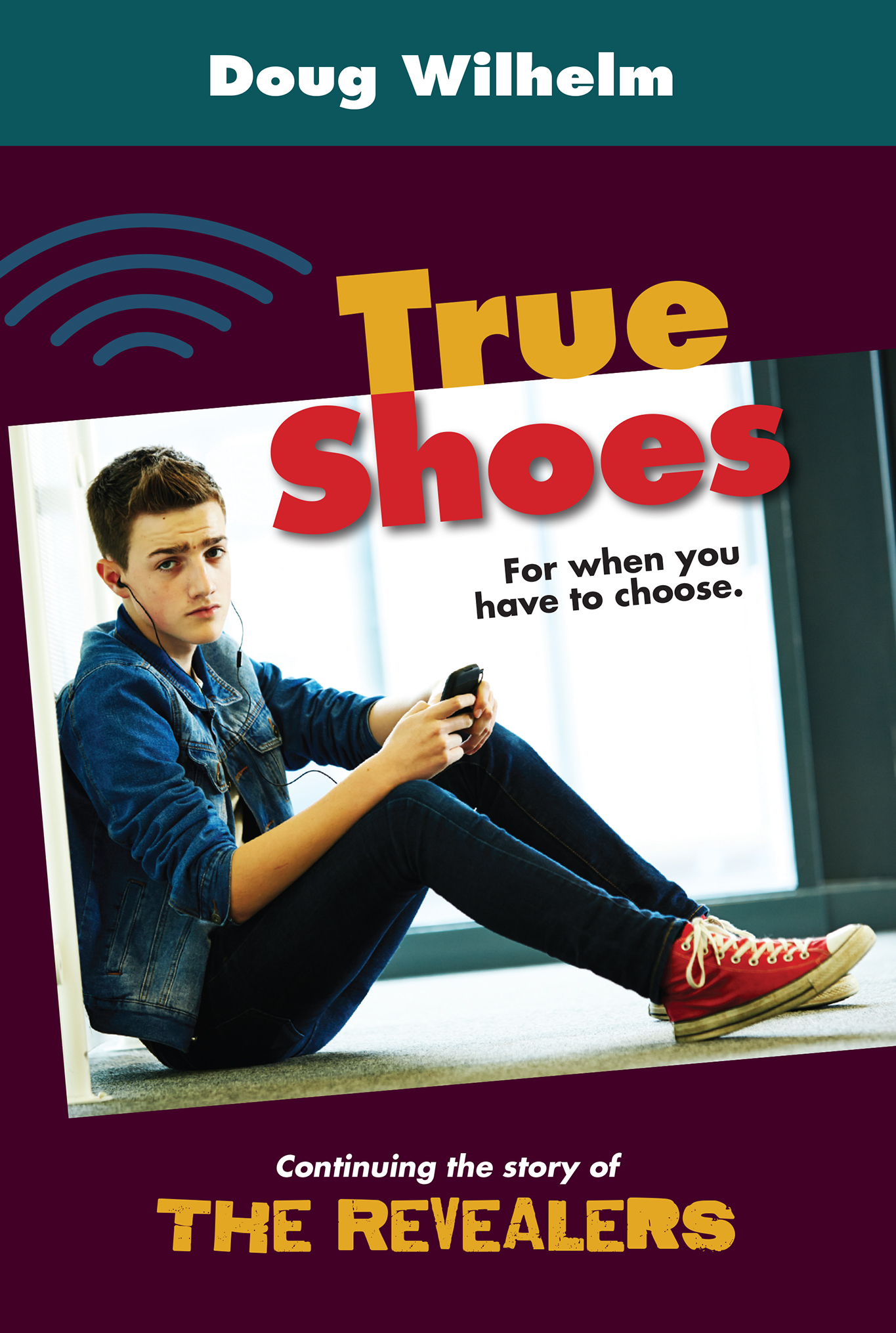 True Shoes cover 6-18-2013